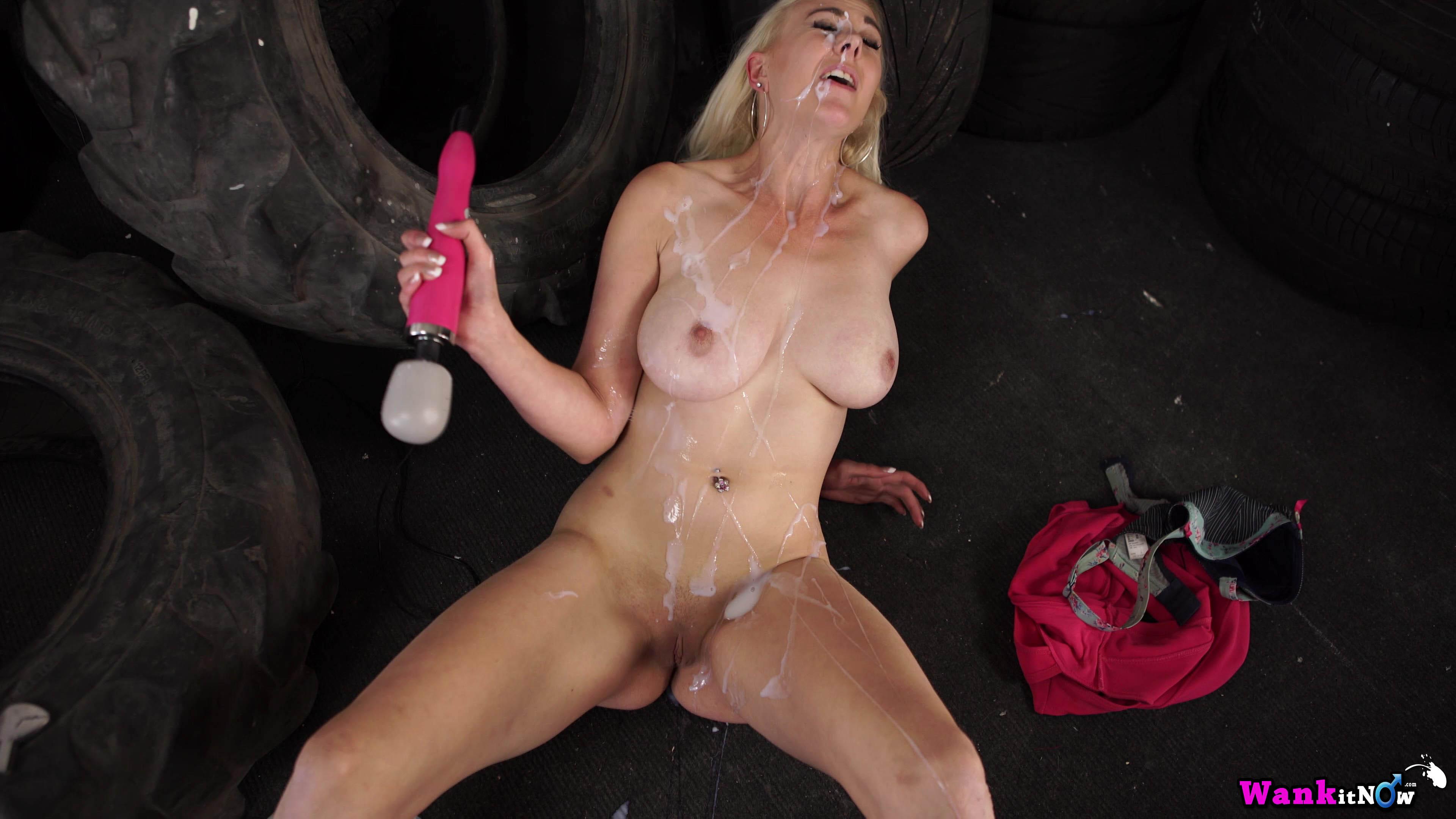 Sapphire Blue - Garage Blowbang Pt2 - Free photos of naked ...